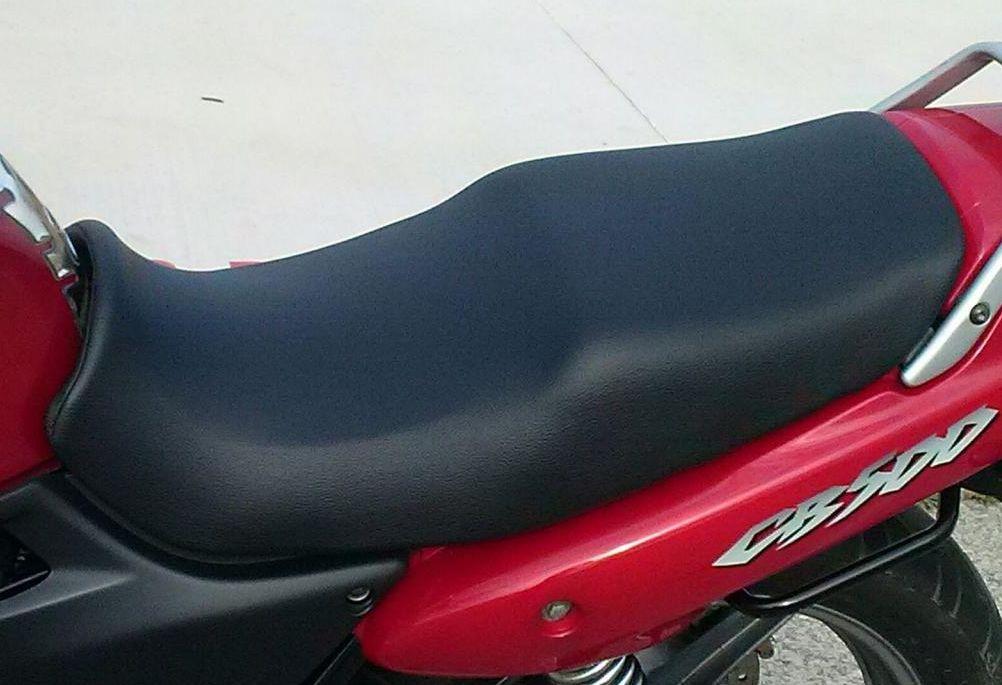 Los tapizados de motos de la mano de profesionales