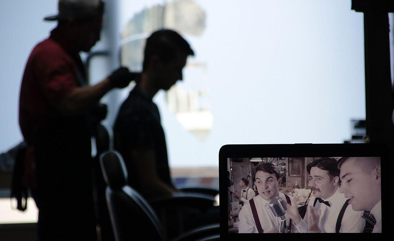 Foto 6 de Peluquería de hombre en Segovia | Scrawler Barber Shop