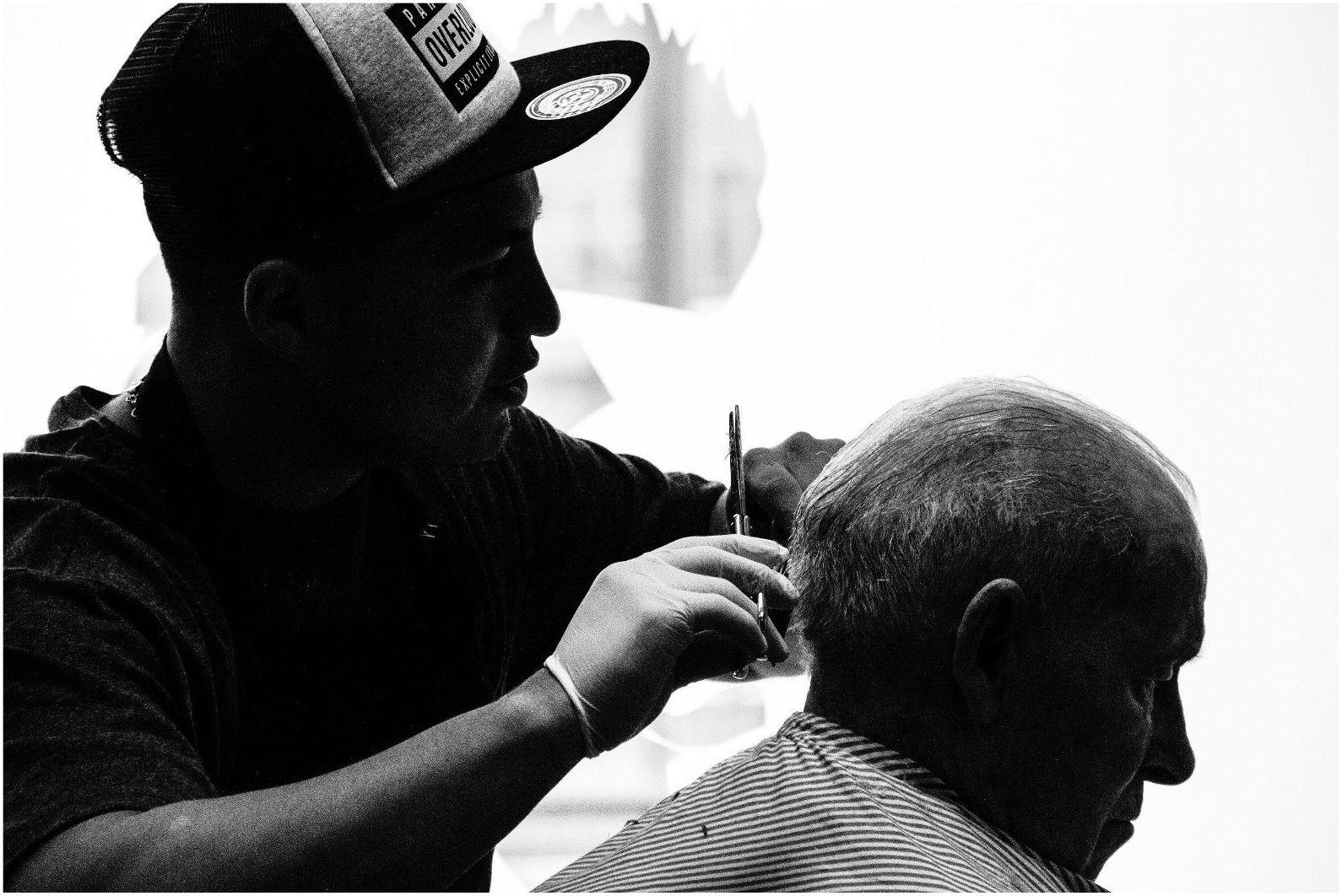 Foto 1 de Peluquería de hombre en Segovia | Scrawler Barber Shop