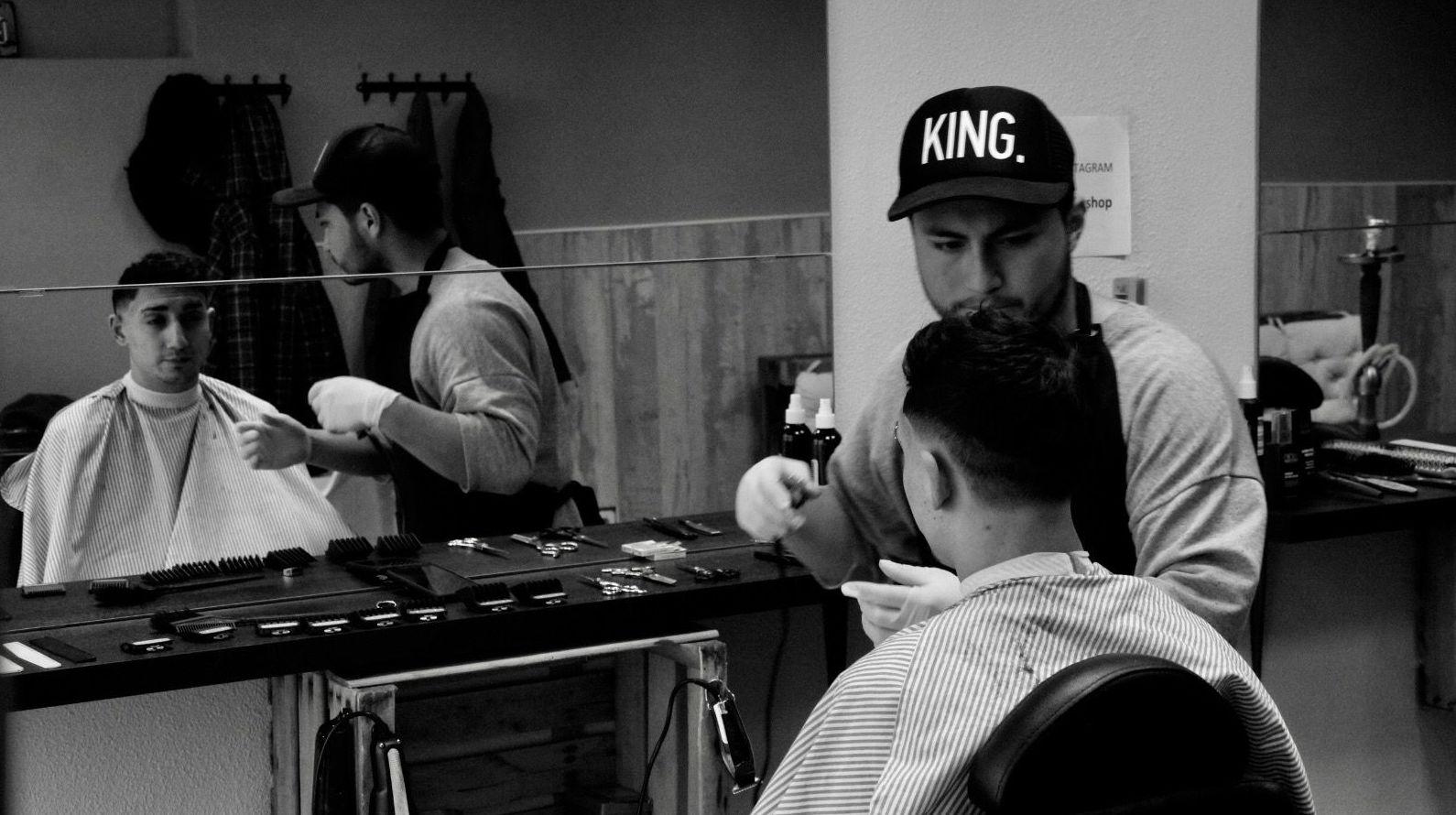 Foto 5 de Peluquería de hombre en Segovia | Scrawler Barber Shop
