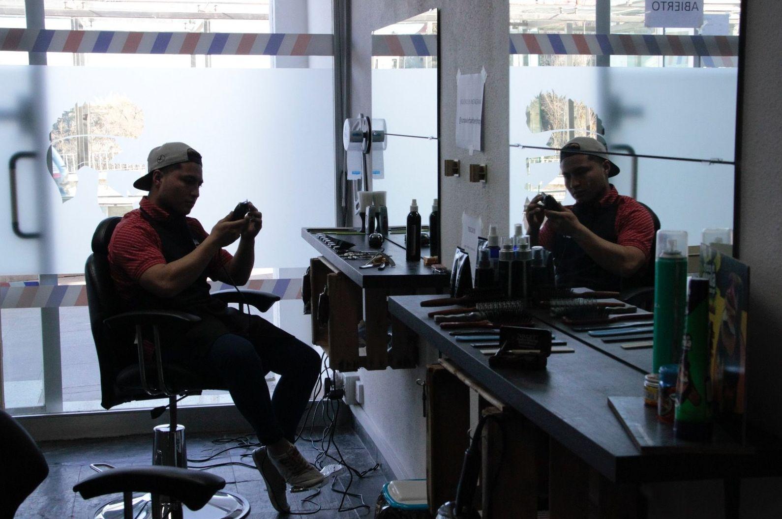Foto 2 de Peluquería de hombre en Segovia | Scrawler Barber Shop
