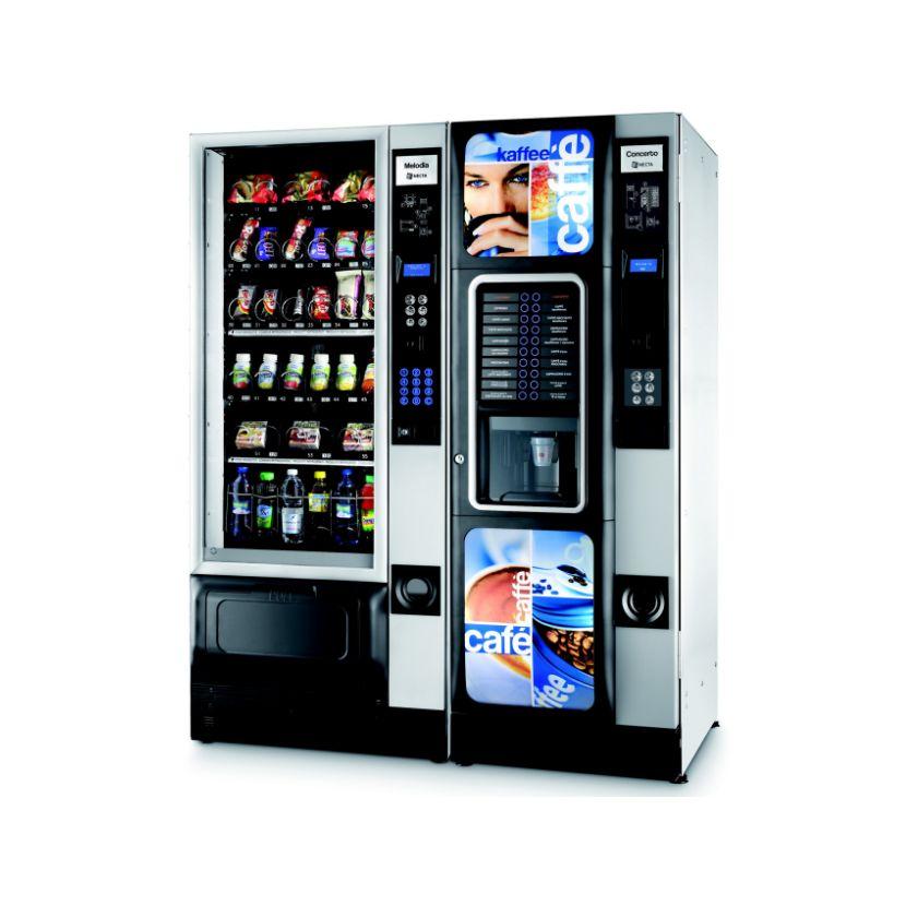Soluciones de vending: Servicios de Freshcafé Vending