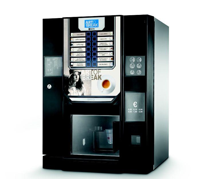 Venta de máquinas de café en Castellón
