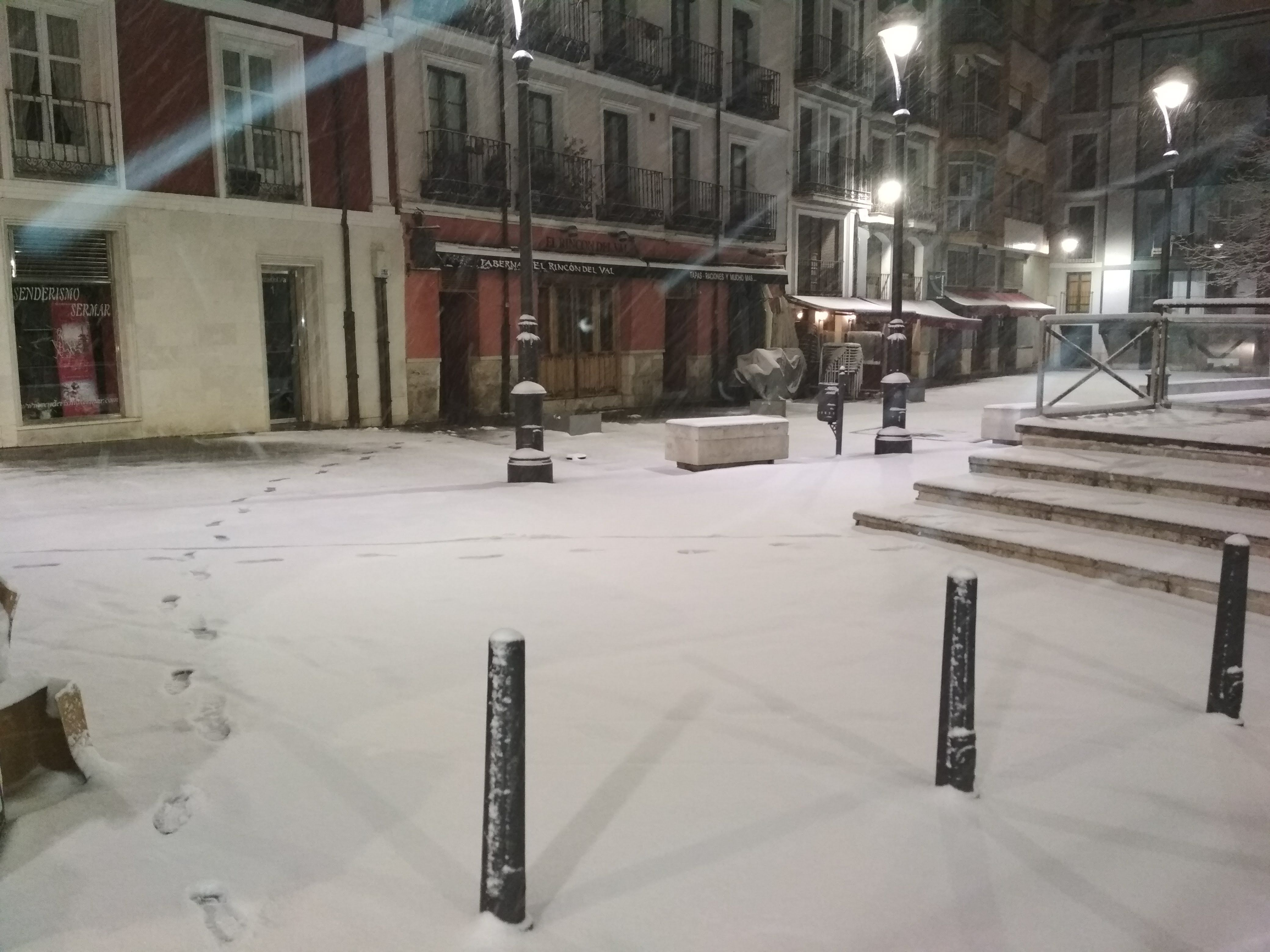 Tapas y pinchos en Valladolid