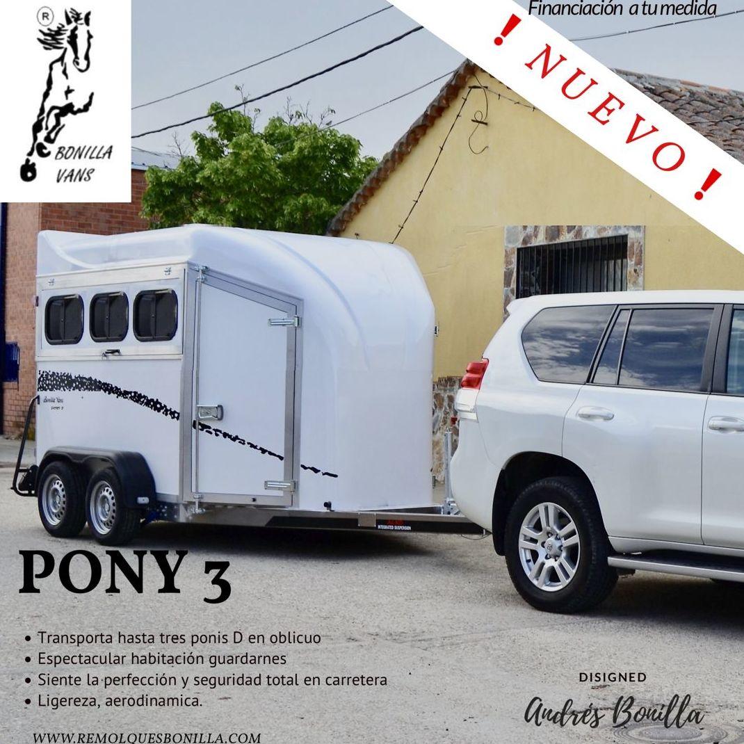 Remolque poni D Bonilla