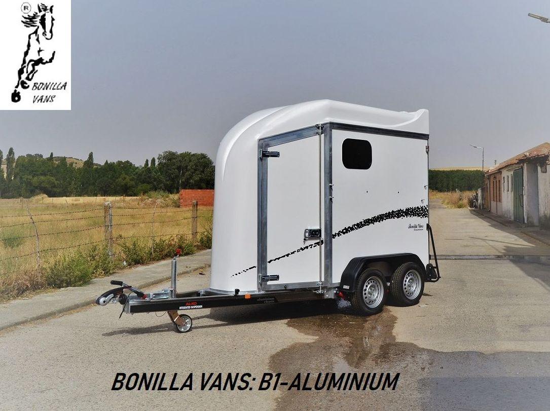 Remolque para caballos Bonilla Vans
