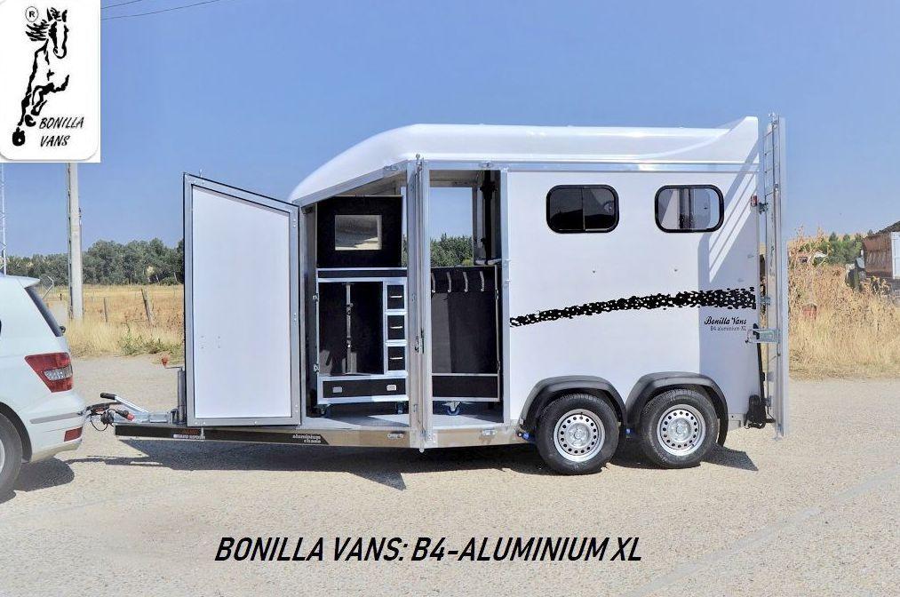 Foto 15 de Remolques para caballos de alta gama en Pedrosillo de Alba | Bonilla Vans