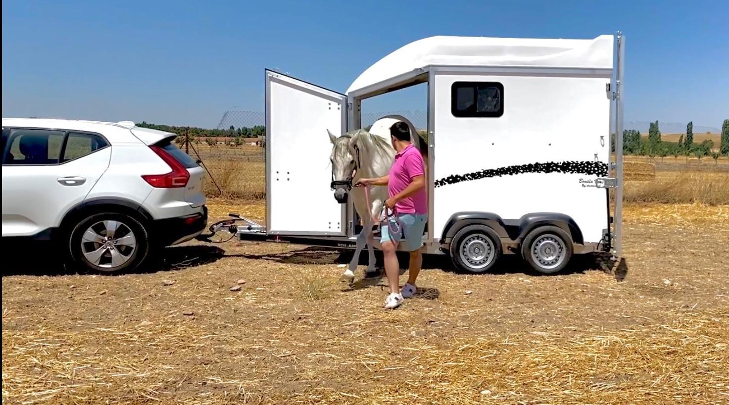 Remolques para caballos Sevilla