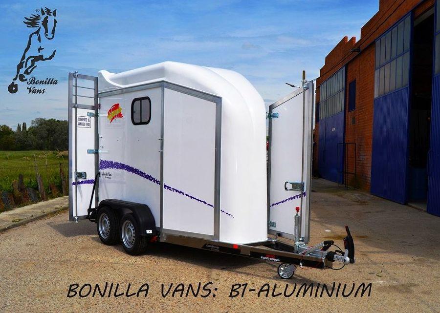 remolque B1-aluminium Bonilla