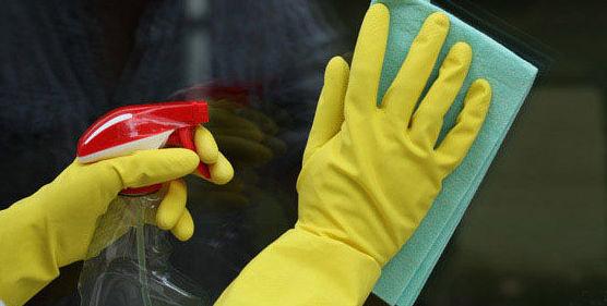 Limpieza de cristales y mamparas: Servicios de Jesús Jardinería y Limpiezas