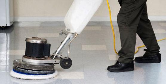 Abrillantado de suelos: Servicios de Jesús Jardinería y Limpiezas