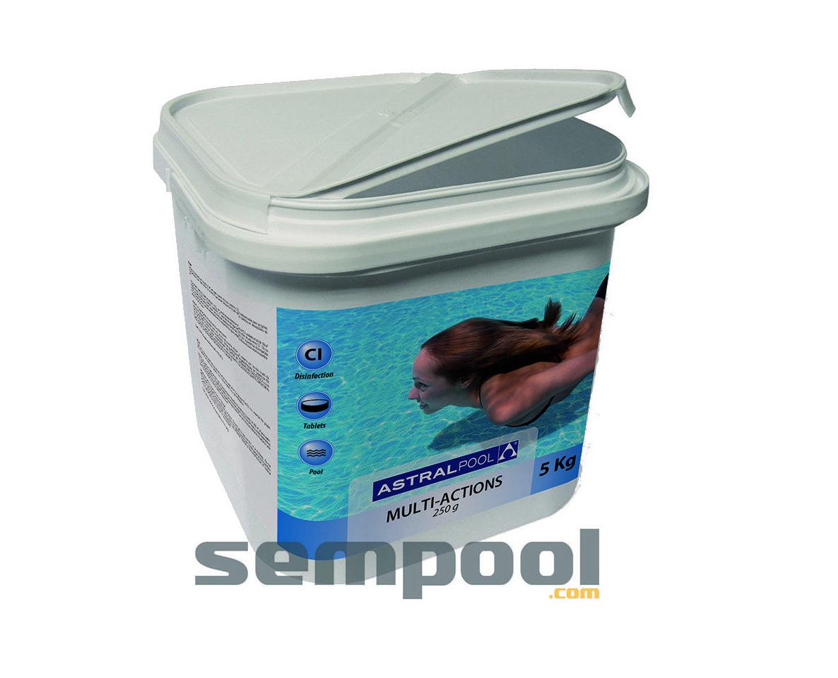 cloro multiacción Astralpool