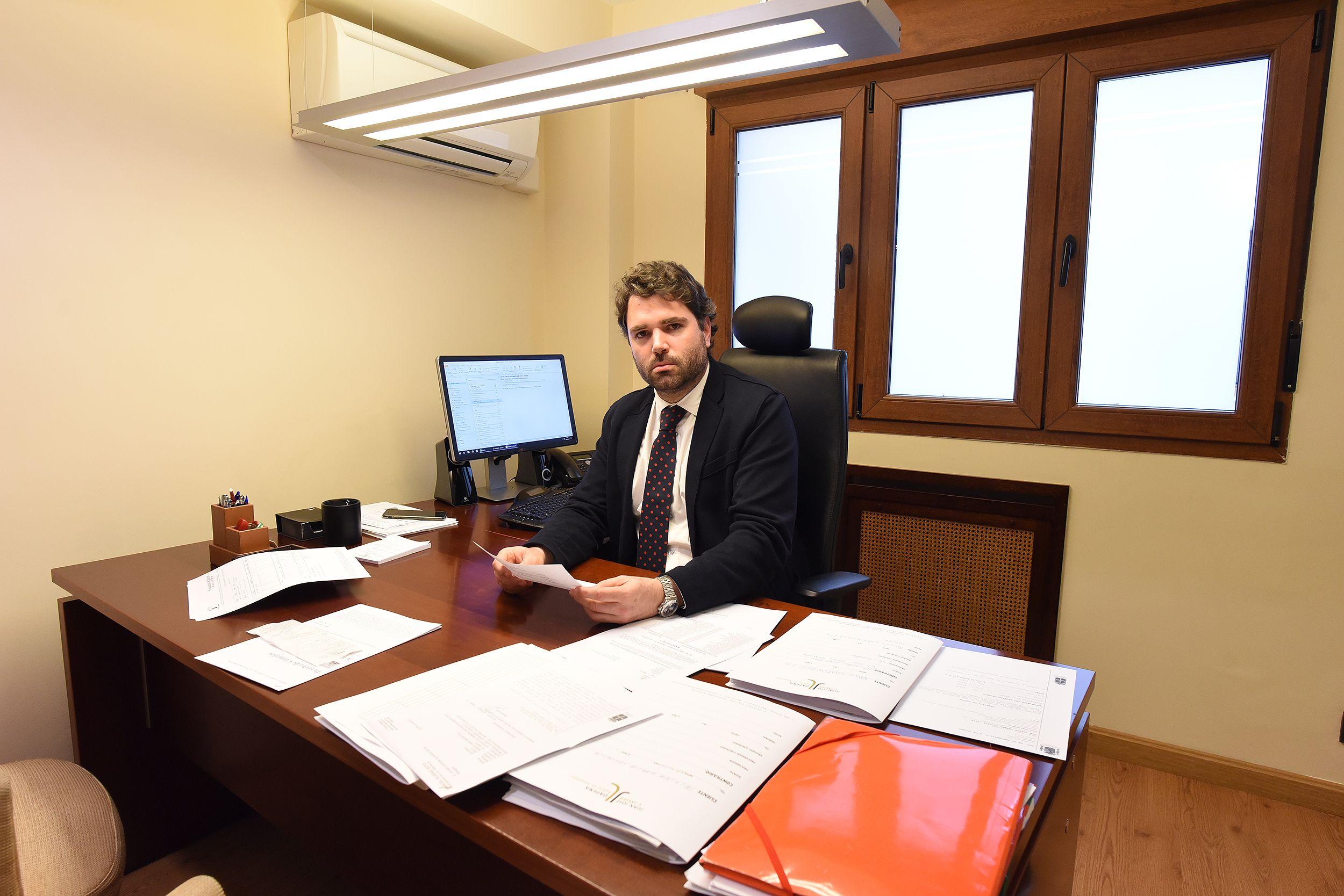Derecho concursal: Servicios de Bufete de abogados Javier Dapena