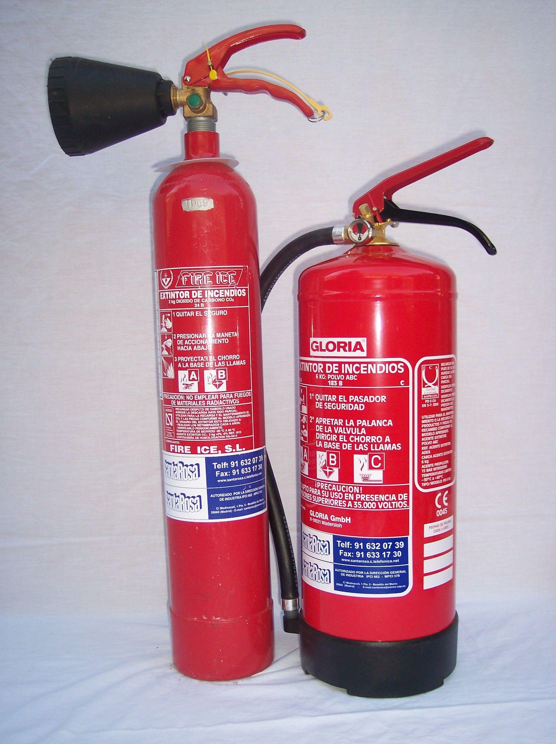 Empresa de extintores