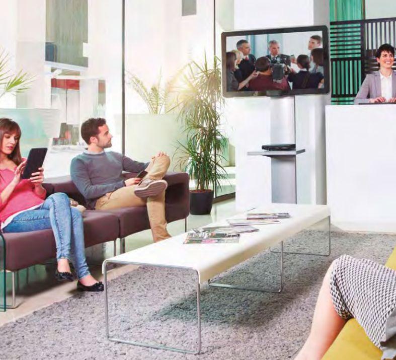 Vodafone TV en tu Negocio: Servicios y ofertas empleo de Optime 2016 S.L.