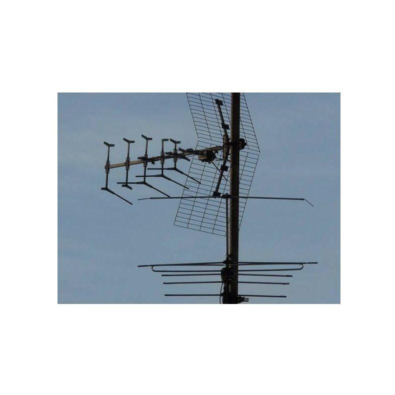Antenas de TV: Servicios de Instalaciones y Reparaciones Eléctricas Castellano