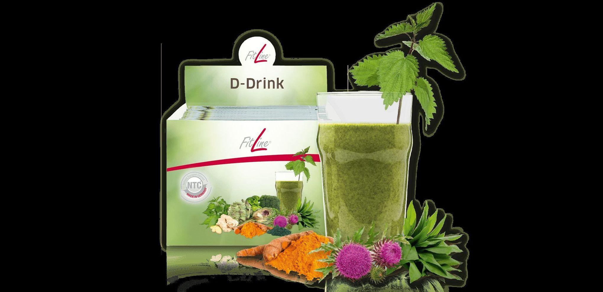 D-Drink Fitline Lleida