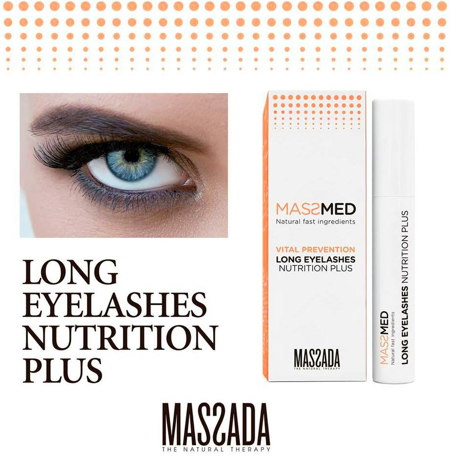 Massada Long Eyelashes }}