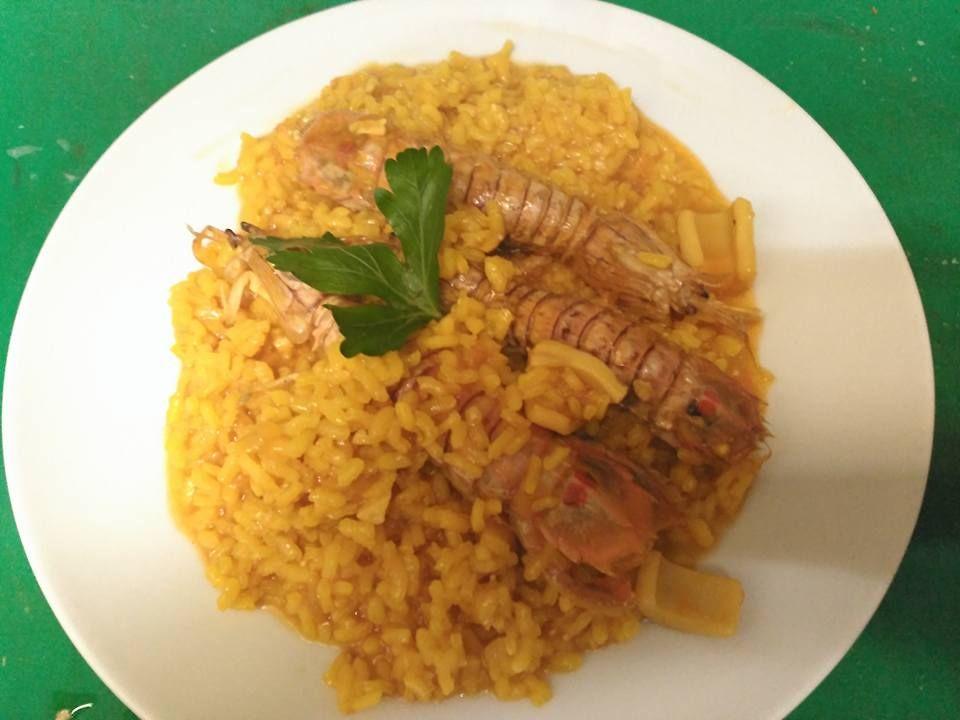 Arroces melosos y caldosos: Carta y Servicios de La Vila