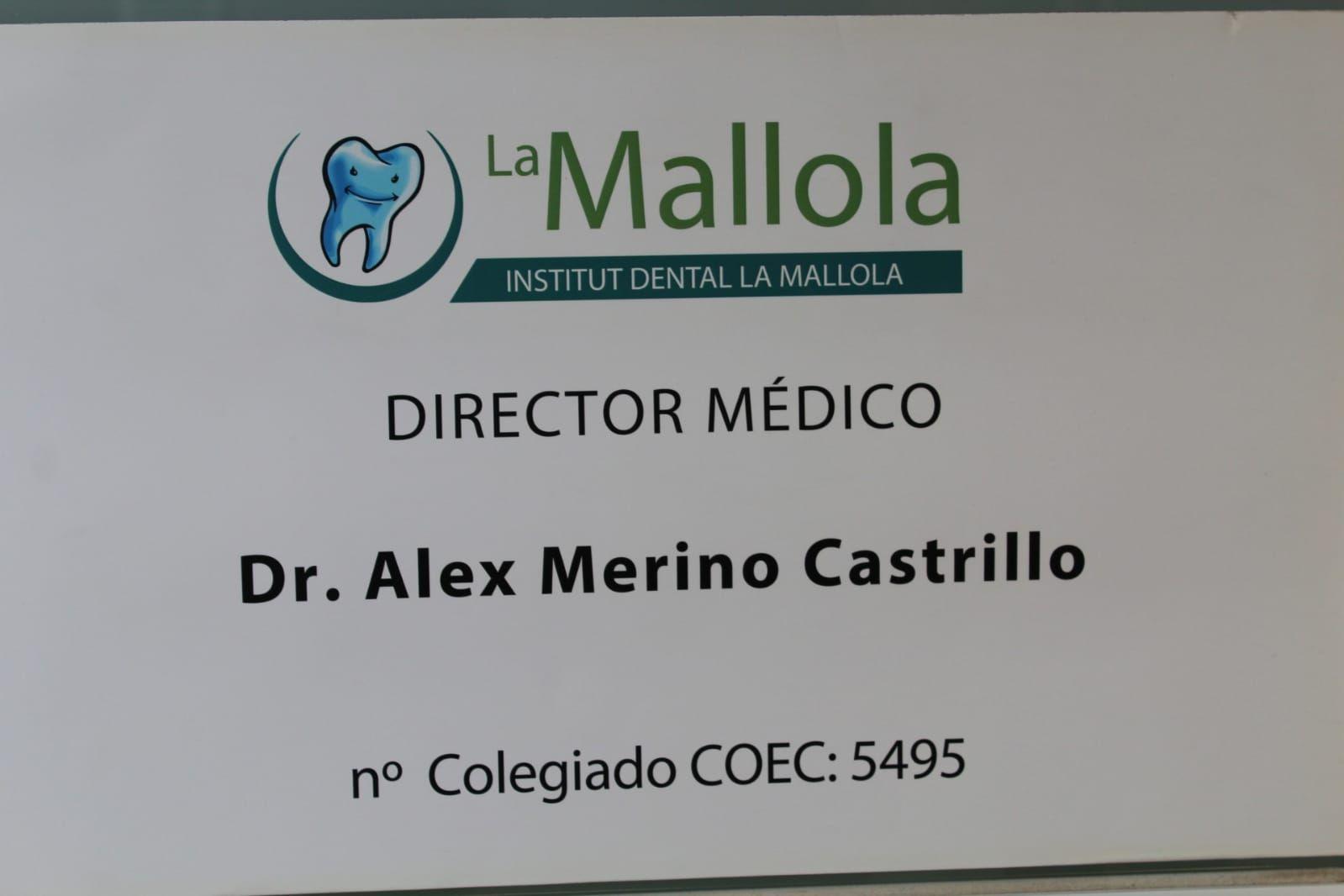 Foto 1 de Especialistas en estética dental en  | Clínica Dental La Mallola