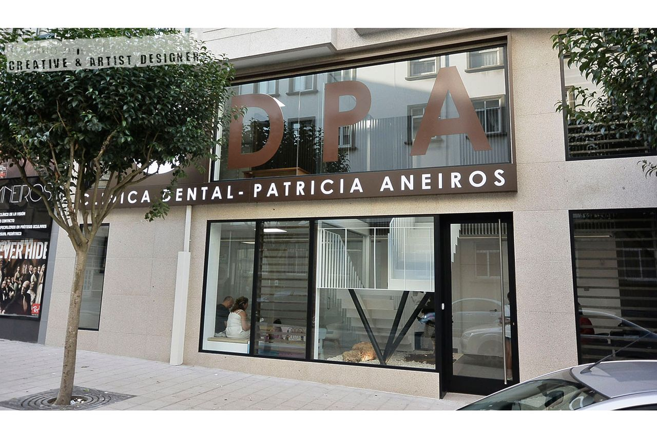 Clínica dental Patricia Aneiros