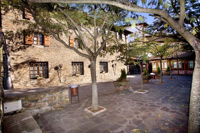 El Hotel combina una apariencia tradicional con las más modernas y confortables instalaciones