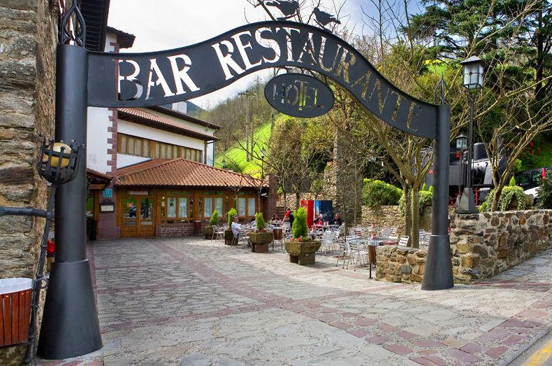 Hotel - Bar - Restaurante Venta de Etxalar
