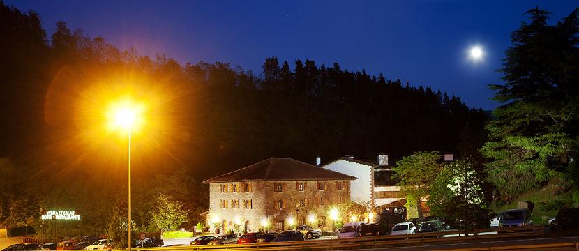 Hotel en un entorno único