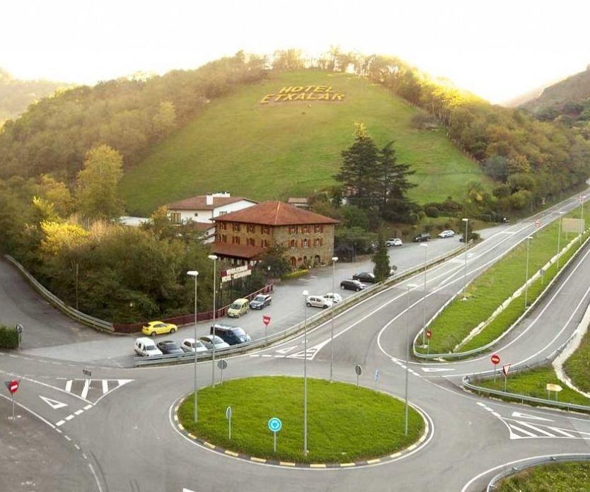 Foto 2 de Hoteles en Etxalar | Venta de Etxalar