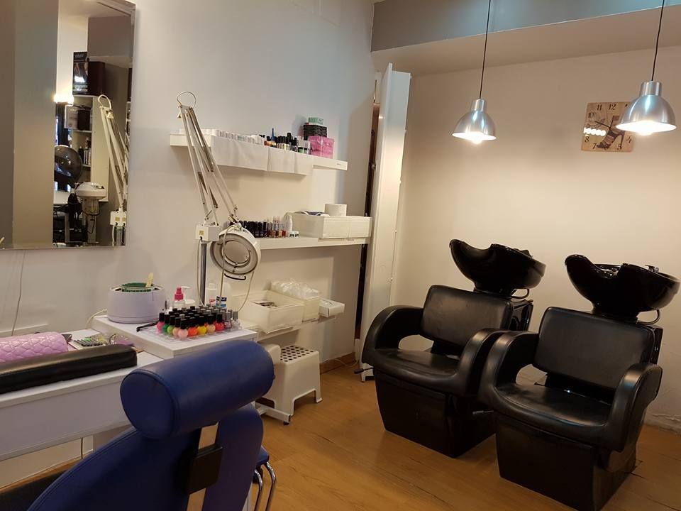 Centro de peluquería e estética