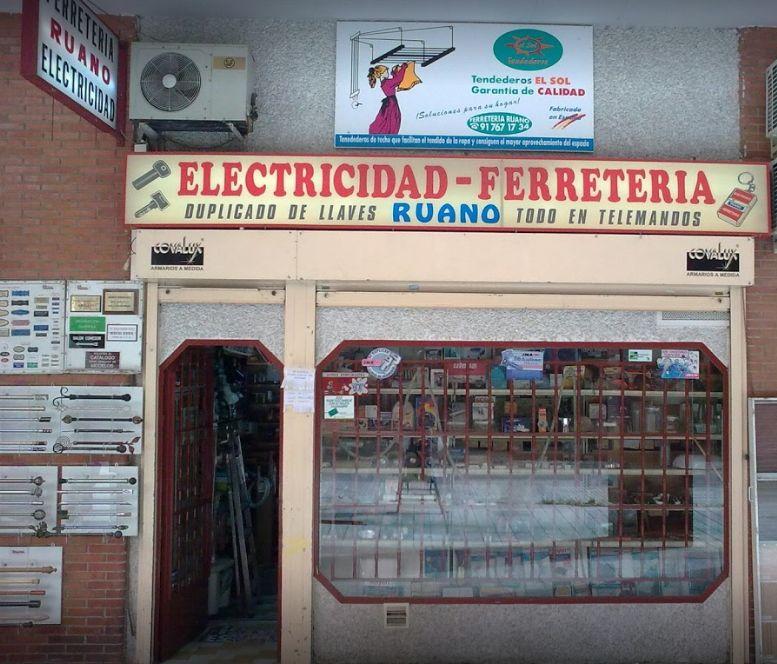 Ferretería en Madrid Norte