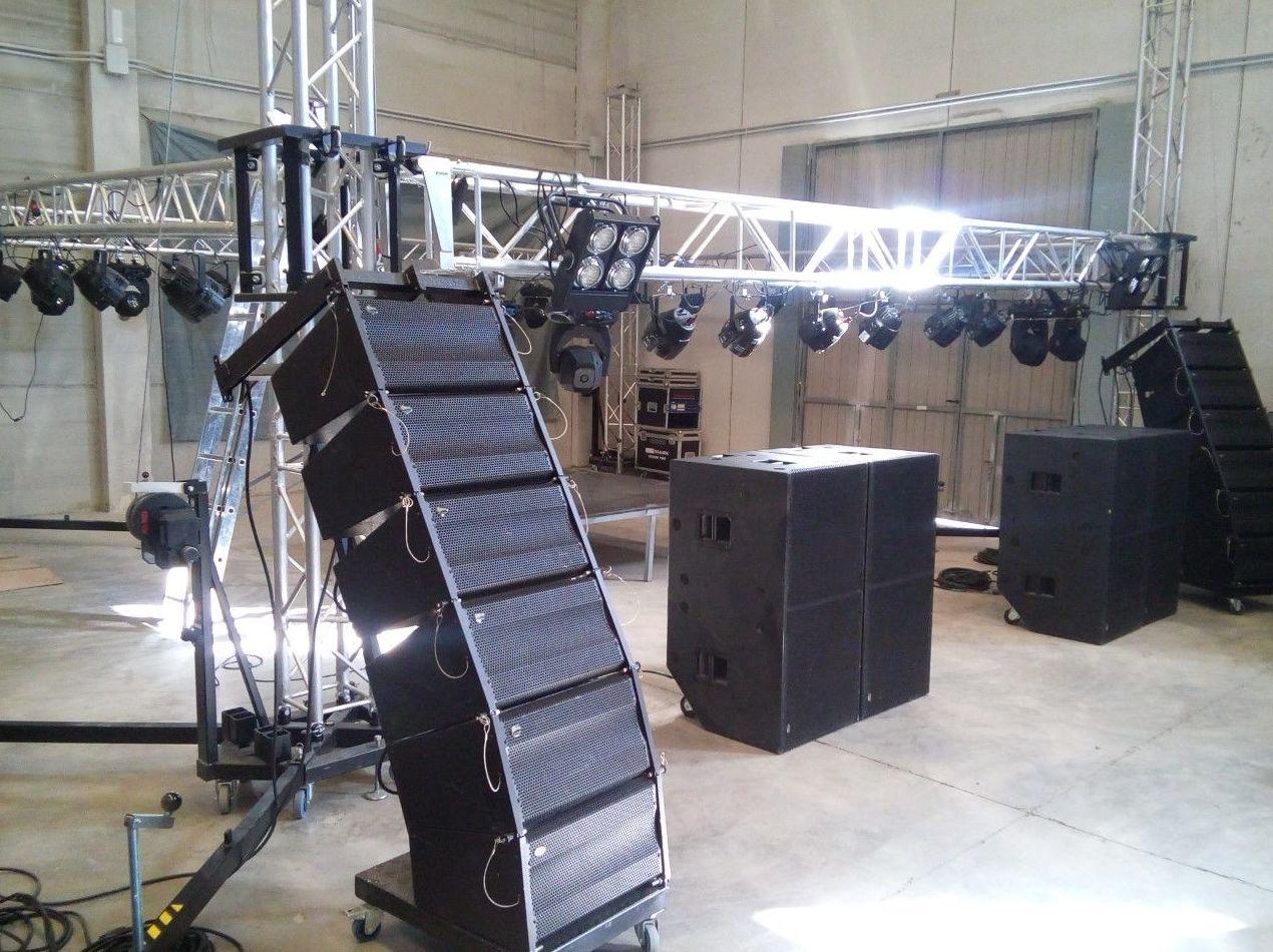 Foto 26 de Expertos en audio y sonido en Benissanó | Jukeval Eventos