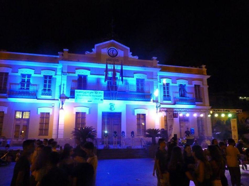 Alquiler de iluminación en Valencia