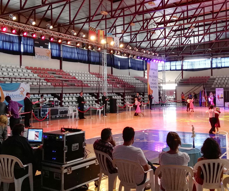 Organización de espectáculos en Valencia