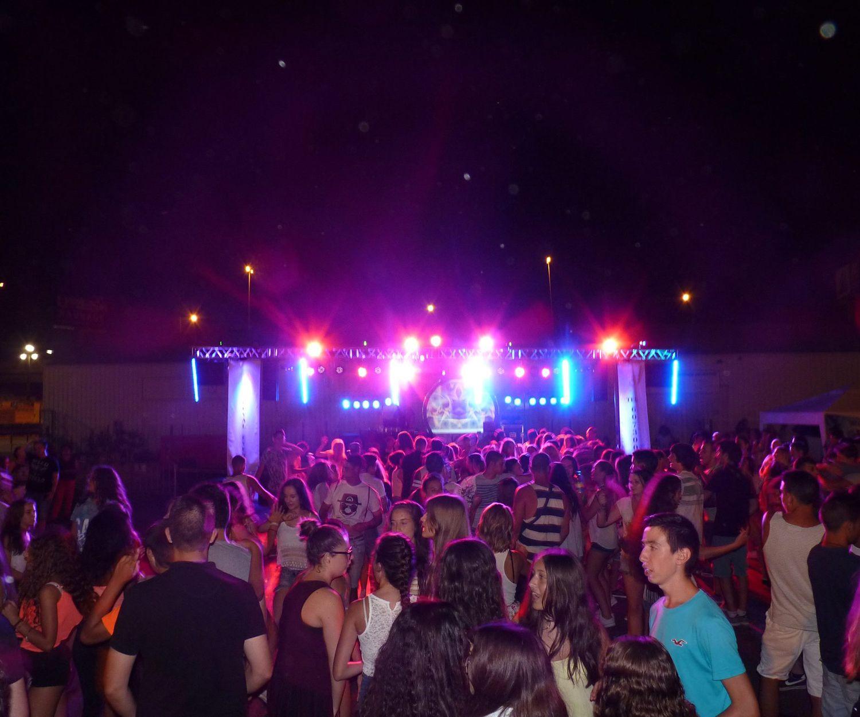 Alquiler de escenarios en Valencia