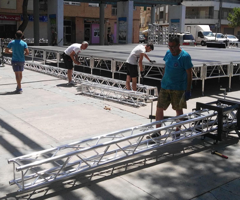 Equipos de sonido en Valencia
