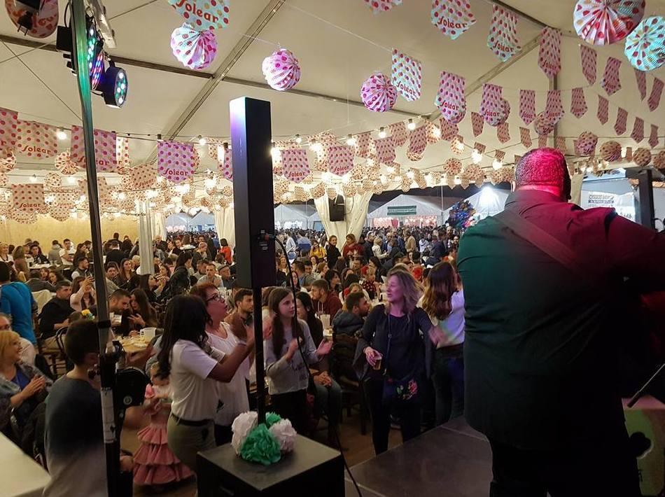 Feria Andaluza en Valencia