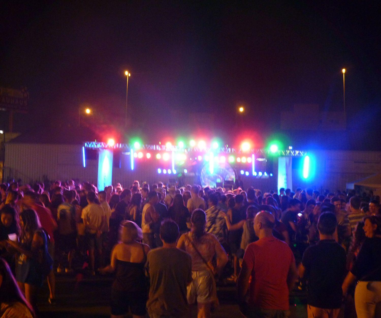 Iluminación y sonido en Valencia