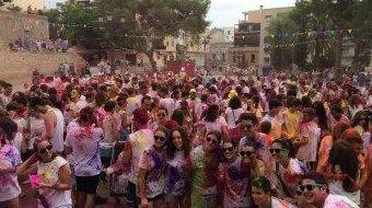 Fiesta del color: Nuestros servicios de Jukeval Eventos