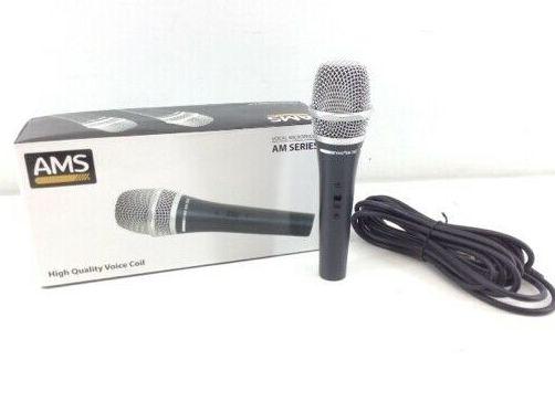 AMS 303 microfono de mano: Nuestros servicios de Jukeval Eventos