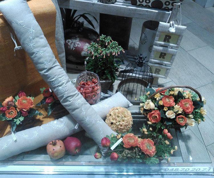 Adornos florales en Tafalla