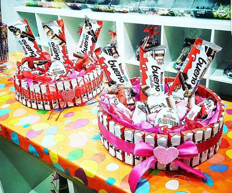 Chocolatinas en Lanzarote