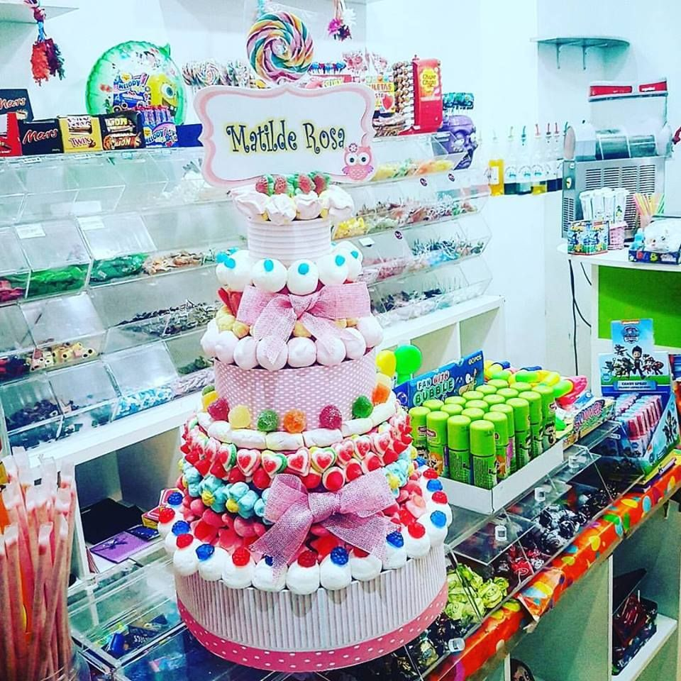 Tarta de chuches: Productos de Candy Party