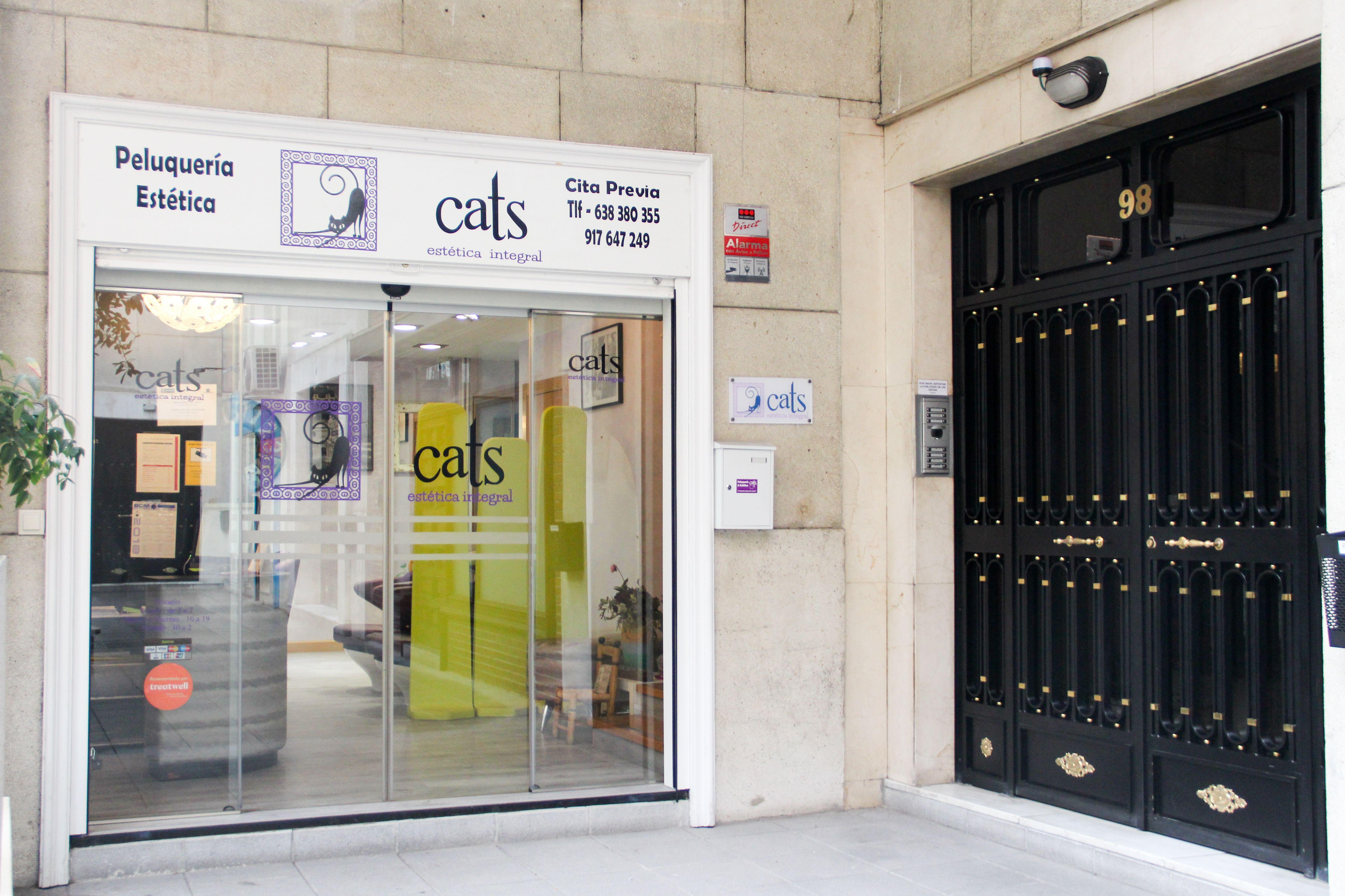 Peluquería y estética integral unisex en Madrid