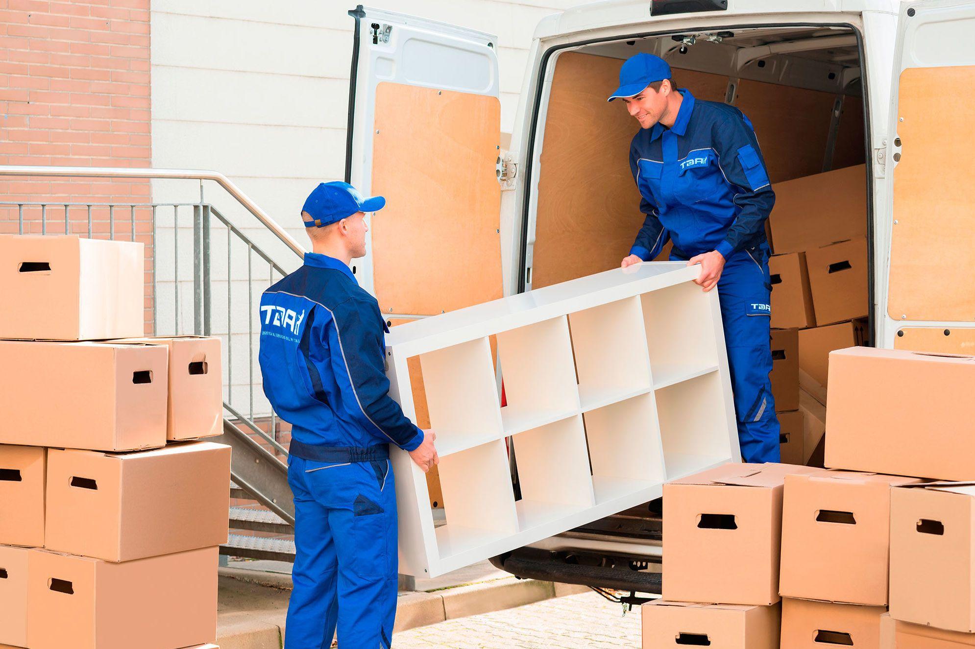 Transportes De Muebles : Transporte de muebles a mallorca tda