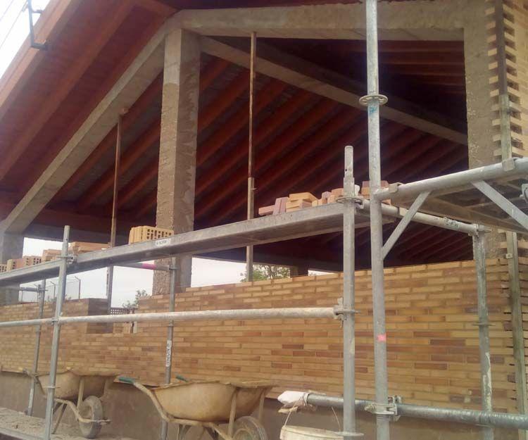 Empresa de construcción de viviendas en Vitoria