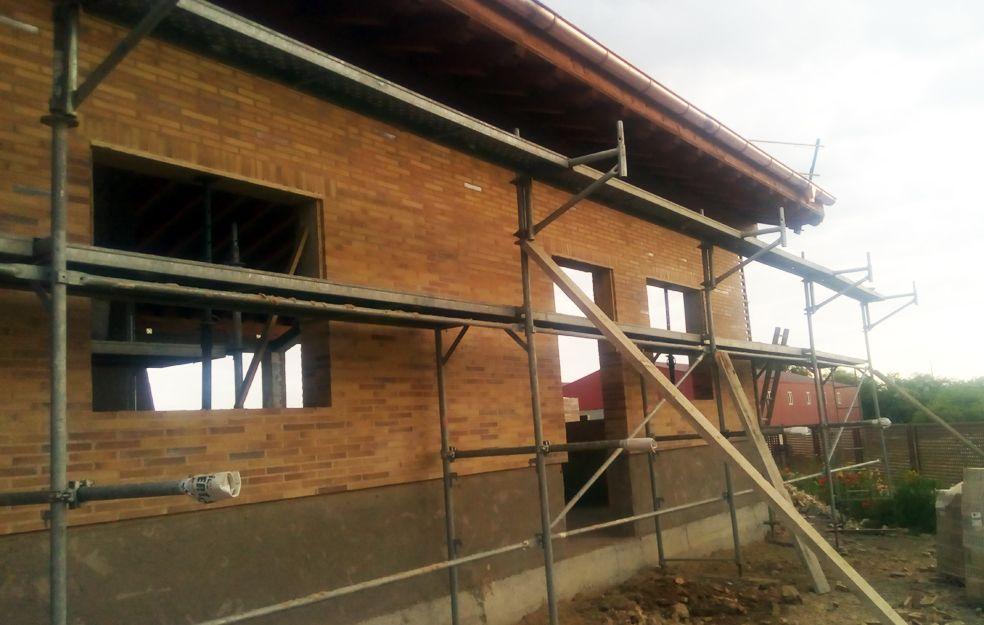Construcción de chalets en Álava