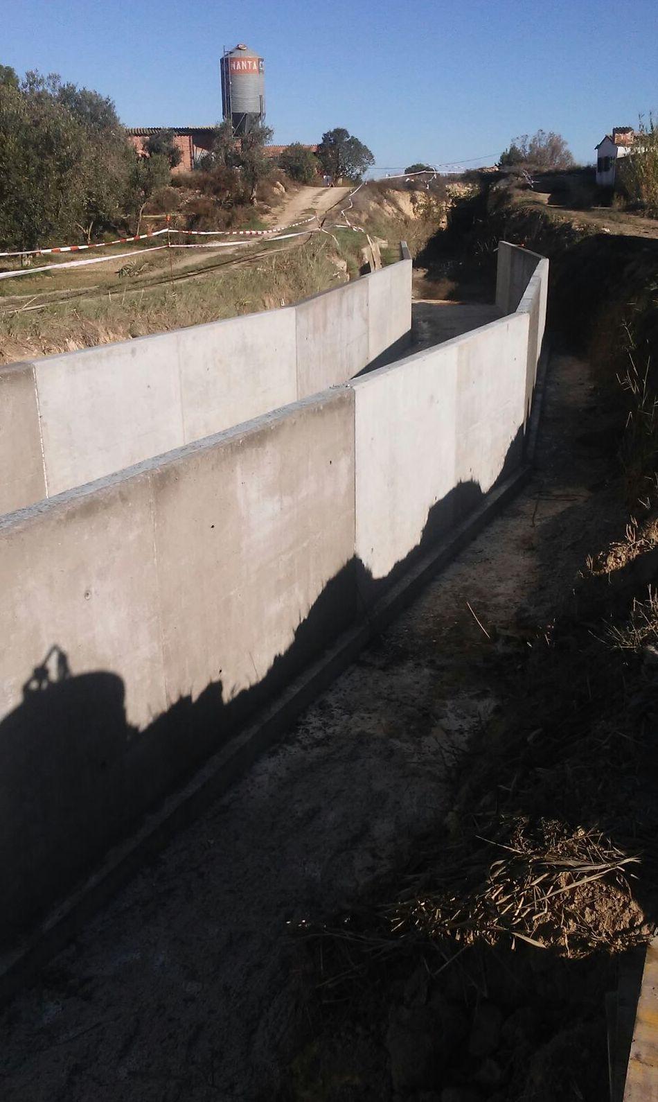 Canal del Civan de Caspe