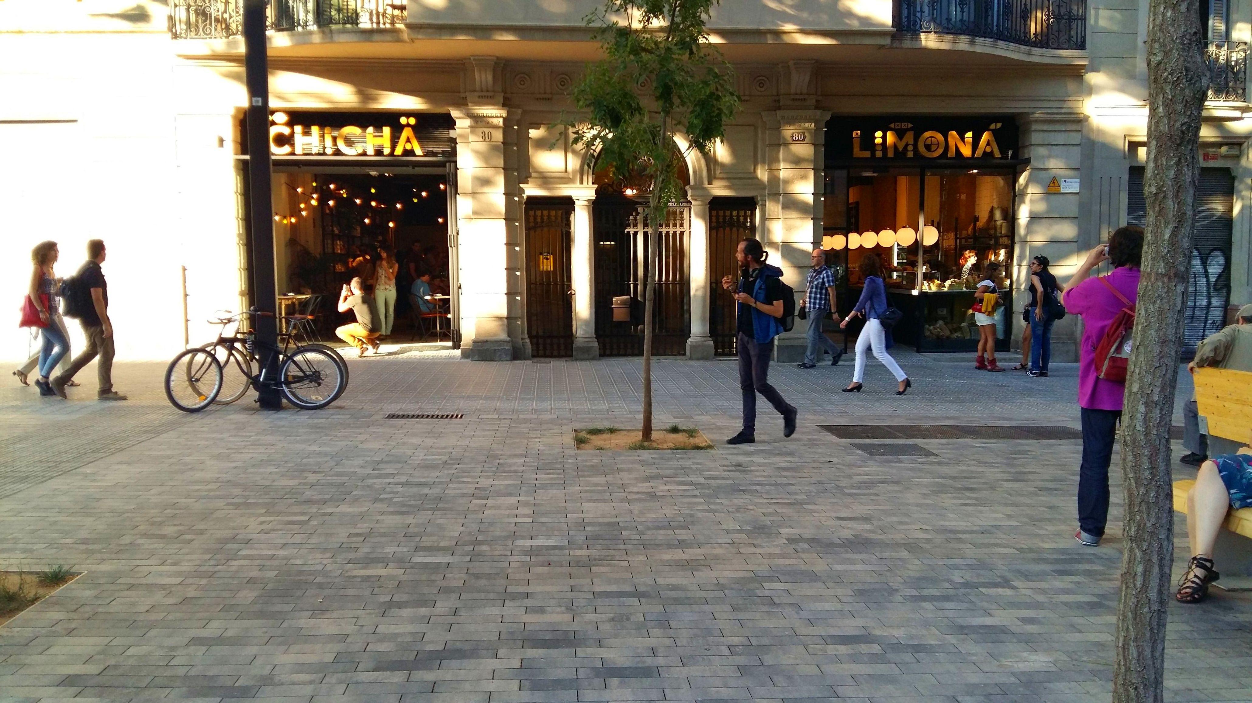 Restaurante Chicha Limona (Barcelona)
