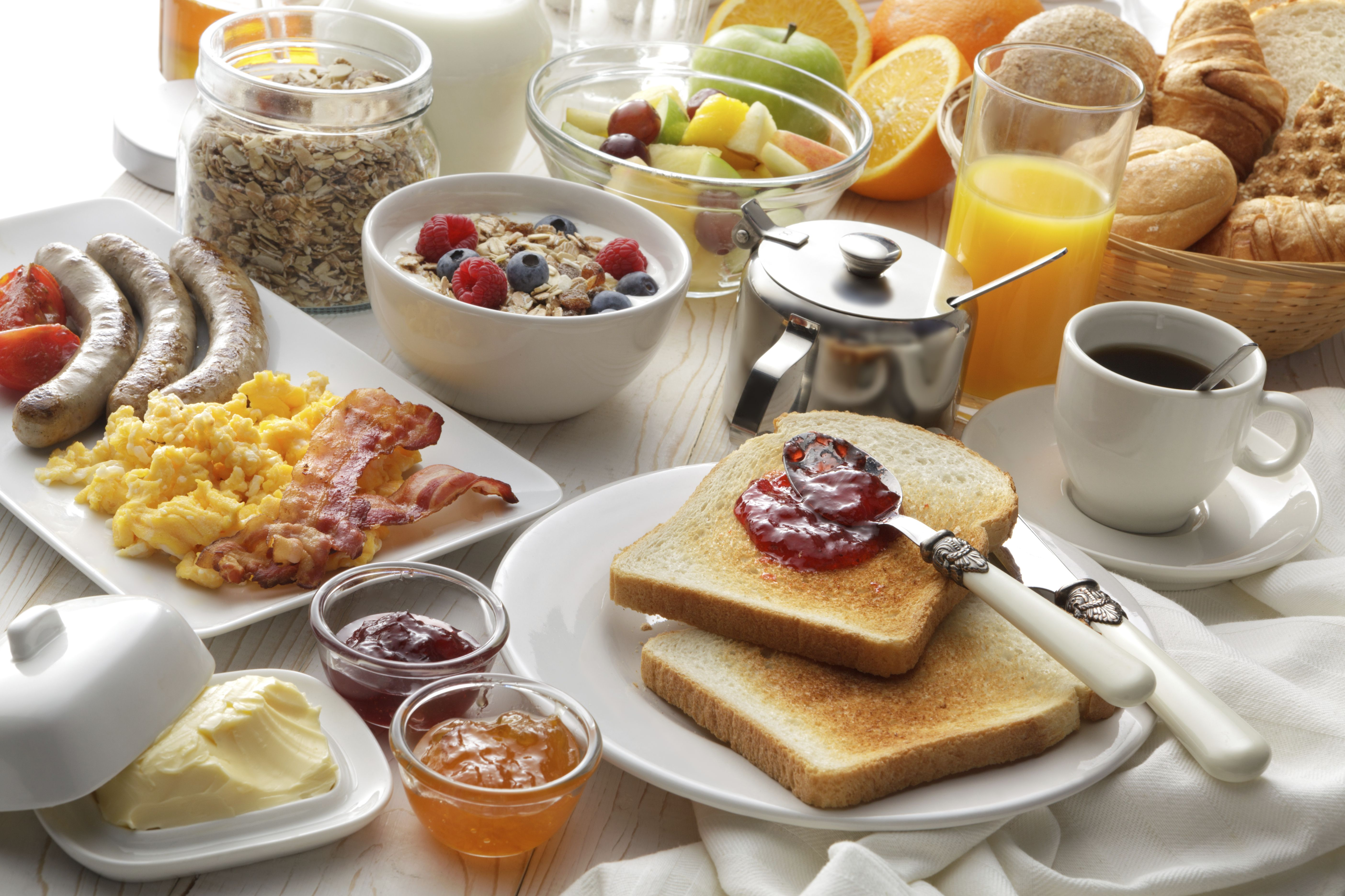 Desayunos de tenedor en Barcelona